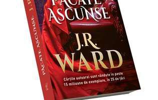 Păcate ascunse de J.R. Ward
