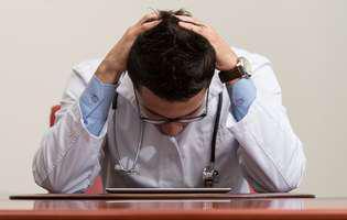 """Mesajul emoționant al unui medic din linia întâi pentru soția lui: """"În caz că mor…"""""""