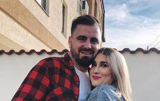 Adda și Cătălin Rizea au sărbătorit patru ani de la nuntă
