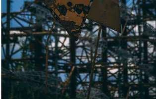 nivelul radiatiilor de la CErnobil a crescut
