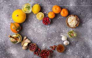 Alimente indicate în afecțiuni respiratorii pentru laringite și faringite
