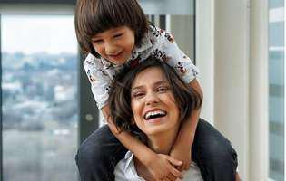 Dana Rogoz a devenit mămică adoua oară! Prima imagine cu bebelușa. Ce nume frumos a ales