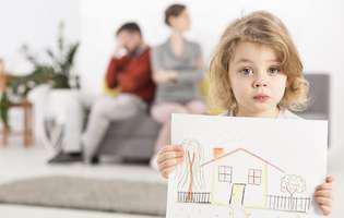 Cum îi afectează pe copii divorțul părinților. Lecție despre gestionarea conflictelor
