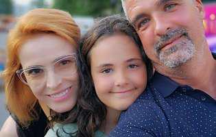 Monica Davidescu a împlinit 48 de ani! Aurelian Temișan i-a făcut cea mai frumoasă urare