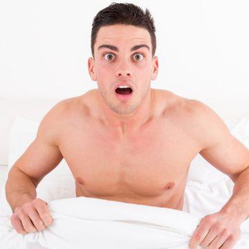 penis mascul în erecție)