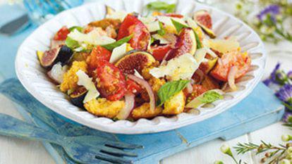 Salată în stil toscan