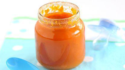 Supă de nap şi morcov (de la 6 luni)