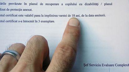 Victorie uriasa pentru copiii cu handicap grav, castigata de Cristina si Gabriel Balan