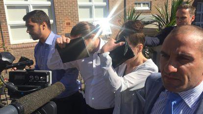 Parinti arestati pentru maltratare, dupa ce si-au hranit copilul cu o dieta vegana