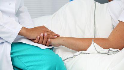 A mers la clinica pentru un avort, dar a nascut in timpul consultului