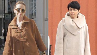 Tendinţe modă 2012: Cum să porţi jacheta supradimensionată