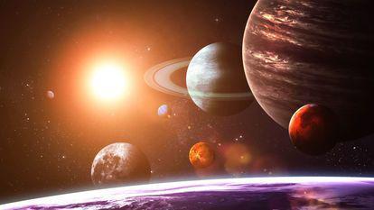 miscarea planetelor