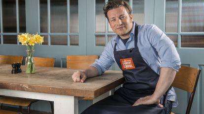 Jamie Oliver recomandă o rețetă delicioasă de biscuiți cu stafide