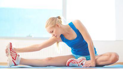 5 exerciții pentru picioare pe care le poți face oriunde