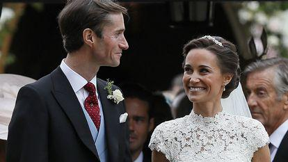 James Matthews si Pippa Middleton