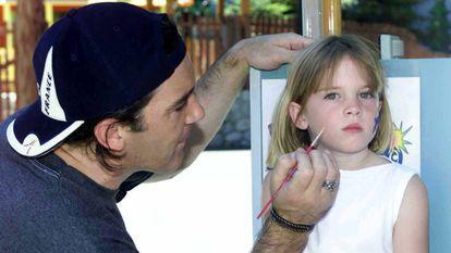 Antonio Banderas si fiica lui, Stella