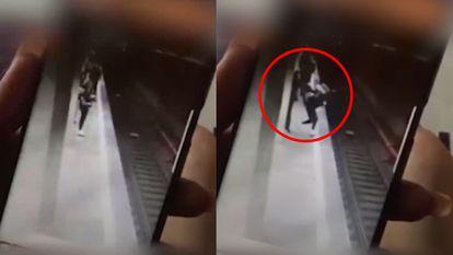 Prima fată atacată de criminala de la metrou a așteptat ore întregi pentru a da declarații