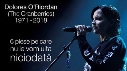 Dolores O'Riordan (The Cranberries)