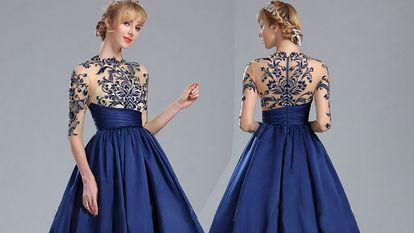 De ce femeilor le este atat de greu sa isi aleaga rochiile de seara?