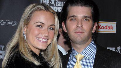 Donald Trump Jr Divorteaza