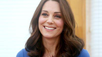 Kate Middleton a nascut
