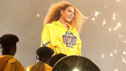 TOP cele mai urmărite vedete pe Instagram - Beyonce in concert