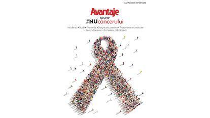 Avantaje spune #NUcancerului, campanie de informare și conștientizare a importanței prevenției