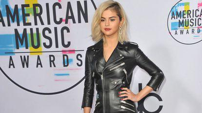 selena gomez la american music awards