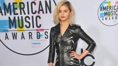 selena gomez la american music awards
