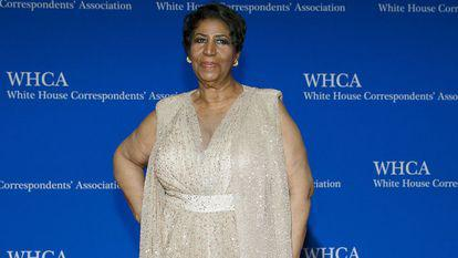 Aretha Franklin , în Washington