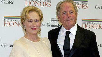Meryl Streep și sotul ei, Don Gummer