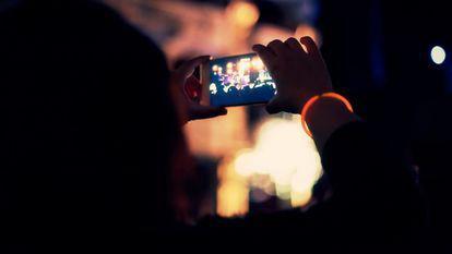 prima fotografie facuta vreodata cu telefonul mobil