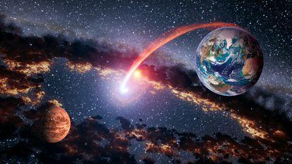 Planeta Marte intra in zodia Varsator
