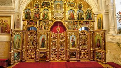 Sfinții Constantin și Elena