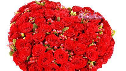 buchete cu flori de iubire
