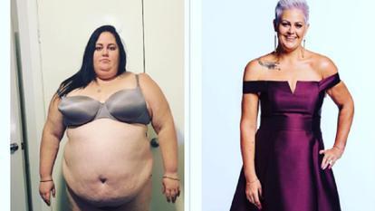 Cum a reușit o femeie să slăbească 115 kilograme