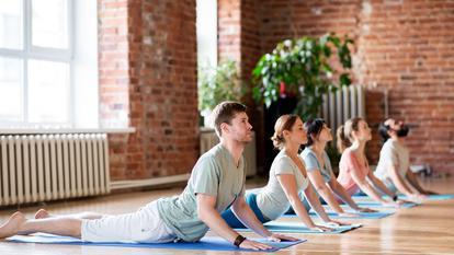 Exercițiile de yoga pentru copii
