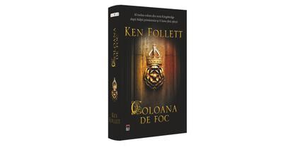 """(P) Trădare, crimă, dragoste şi o lume înflăcărată de credinţă în """"Coloana de foc"""""""