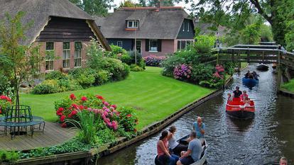 Olanda, mai mult decât Amsterdam. Acestea sunt 3 destinații de vacanță care te vor fascina