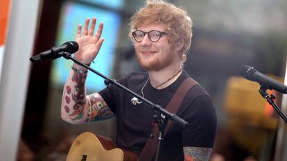 Ed Sheeran de urgență la spital