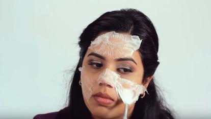 Cum să scapi de acnee și puncte negre folosind doar ouă și șervețele de hârtie? Trucul unei tinere face furori pe internet