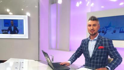 VJ Raru părăsește Antena Stars, după mai bine de patru ani! Când va prezenta ultimele emisiuni?