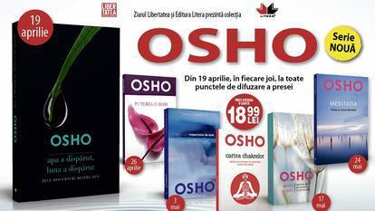 Învățăturile lui Osho, o colecție marca Libertatea