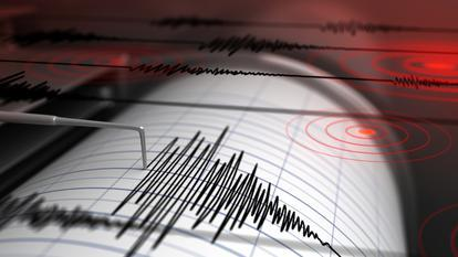 Un cutremur cu magnitudinea 5,5 grade pe scara Richter s-a produs în largul coastelor sudice ale Greciei