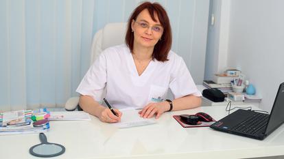 dr. Diana Plăcintescu, medic primar dermatolog