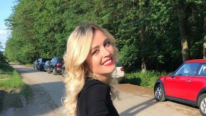 Diana Dumitrescu, din nou mireasă. Rochia ei a atras toate privirile!