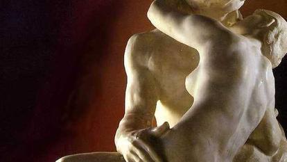 Pasiunea și dorința sculptate în piatră