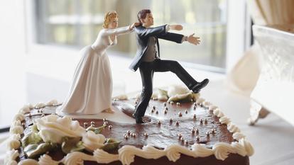 semne că o căsătorie nu va dura