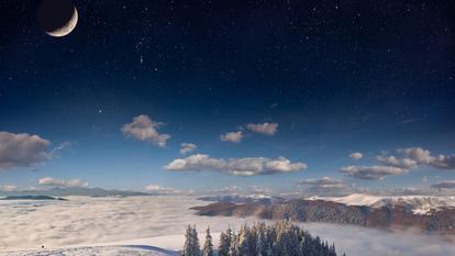 Luna Nouă în Săgetător din 7 decembrie 2018