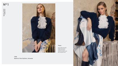 (P) Competiția Duelul Stiliștilor by ANSWEAR.ro și-a desemnat câștigătorii